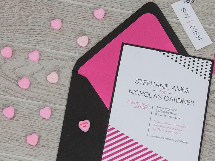 Tmx 1444325985123 Img7261 North Easton, MA wedding invitation