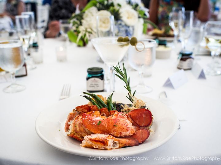 Tmx 1517430537 68378a99badc560d 1517430536 Ad932eebeb89fa53 1517430527230 5 BRITTANY RAE PHOTO Portland, ME wedding catering