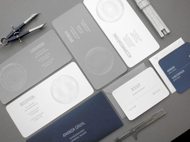 Maxwell wedding invitations