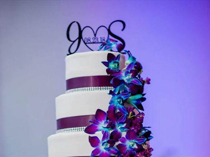 Tmx Sboone Blue Purple Cake 51 2178 V1 Jonesboro, GA wedding venue