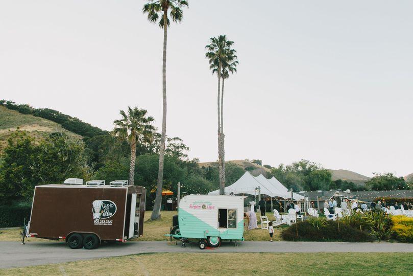 We welcome food trucks!!