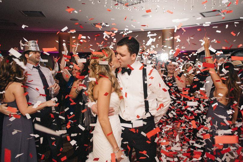 Having a New Year's Eve Wedding ?