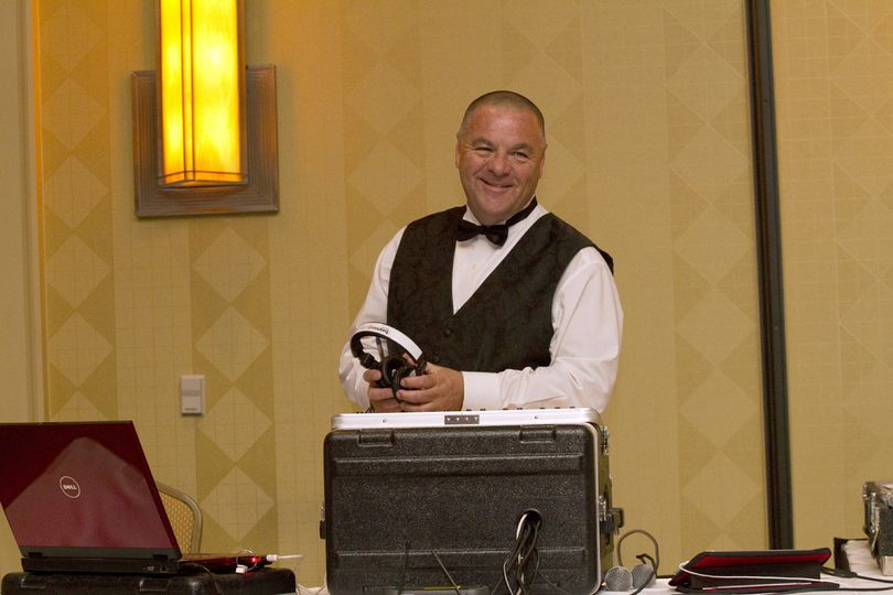 DJ Dennis McCarthy