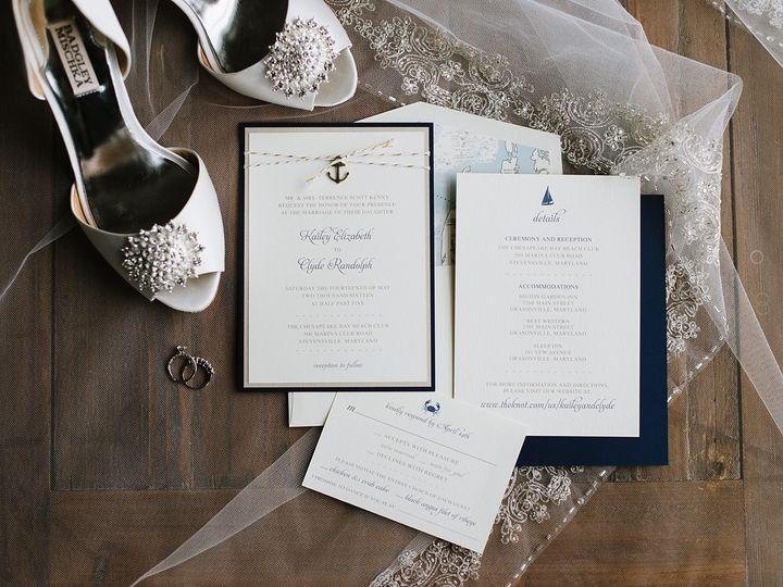 Tmx 1481142994901 Invite1 Annapolis, MD wedding planner