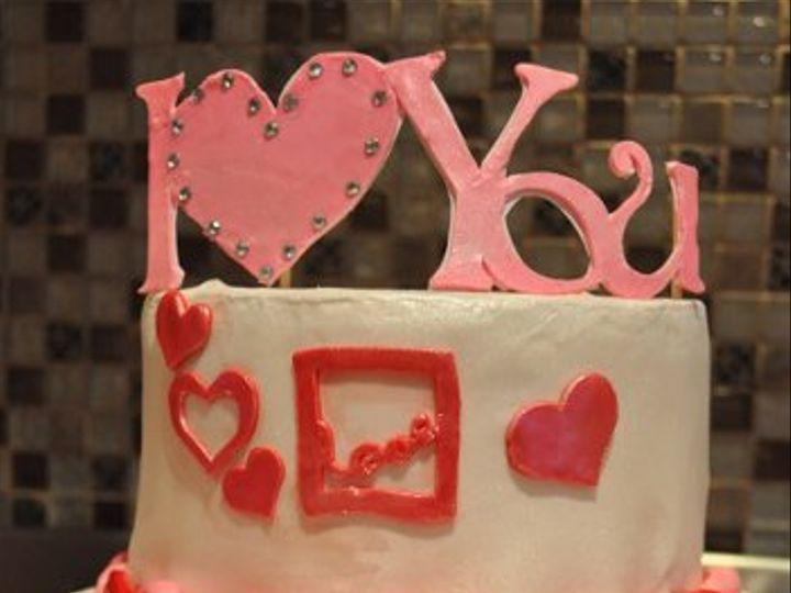 Tmx 1296829904530 025 Holbrook wedding cake