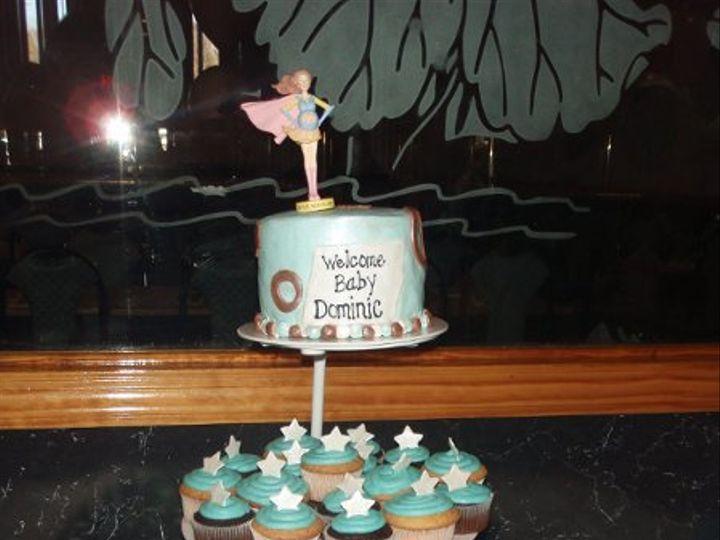 Tmx 1308701913082 058 Holbrook wedding cake