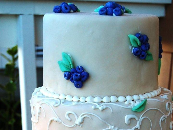 Tmx 1350363531966 087 Poulsbo wedding cake