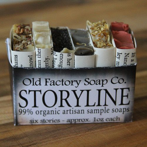 Tmx 1432152342729 Sampler Old Factory Soap Company1 Austin wedding favor