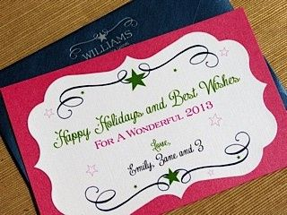 Tmx 1382197793419 Pbp Williams Holiday 12 Orlando wedding invitation