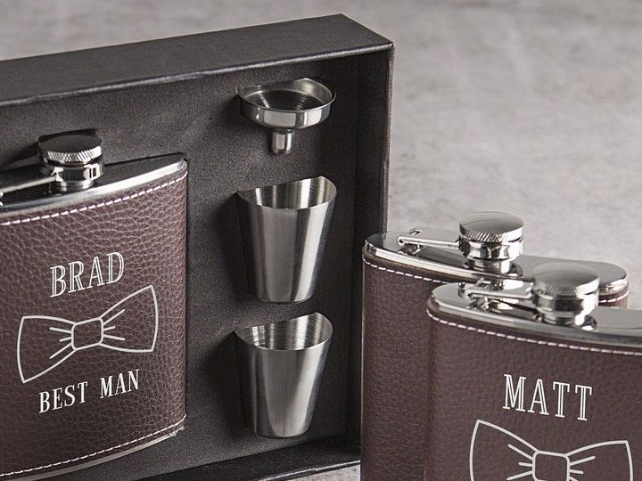 Tmx 1538149991 98557eca15c3dad8 1538149990 8f763cdd9af05f12 1538149987635 7 Hip Flask Personal Willard, Ohio wedding favor