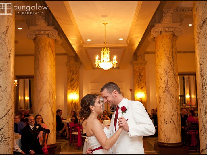 Tmx 1507648921122 Bride And Groom First Dance Crystal Room Indianapolis, IN wedding venue