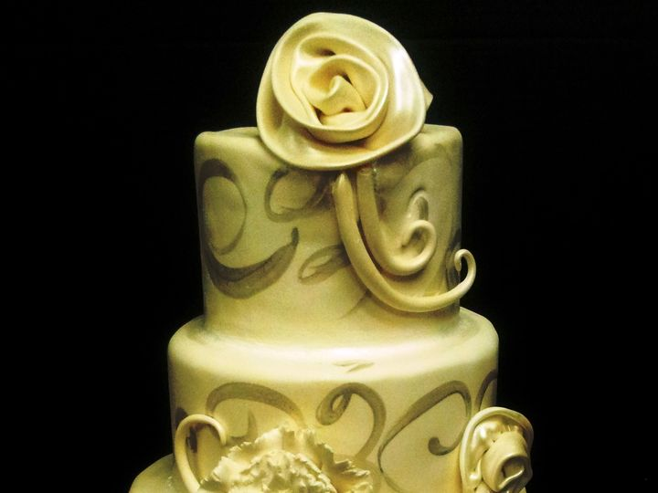 Tmx 1408552712594 Jacklyn Plainview, NY wedding cake
