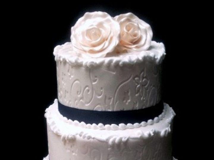 Tmx 1408552724590 Jenn Wedding Cake Plainview, NY wedding cake