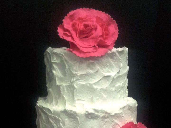 Tmx 1408554927360 Wedding Cake New Leaf Plainview, NY wedding cake
