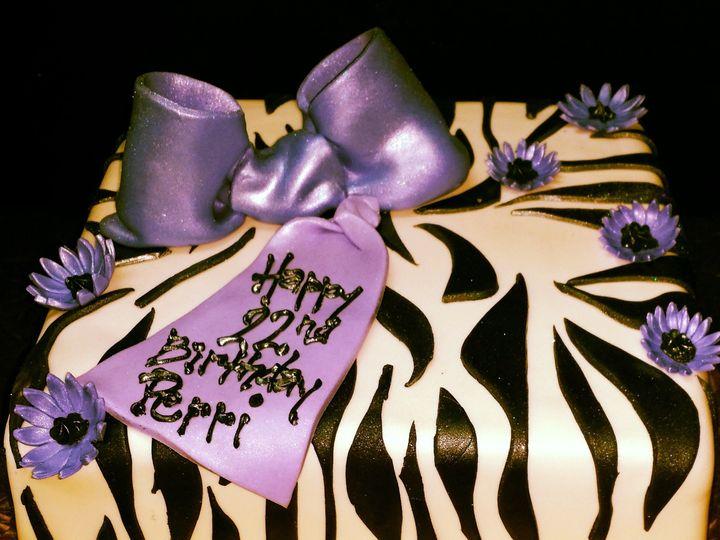 Tmx 1408555469388 Img20140715112235 Plainview, NY wedding cake