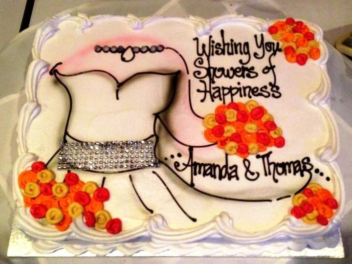 Tmx 1408555594072 21733010201502885154888806815718n Plainview, NY wedding cake
