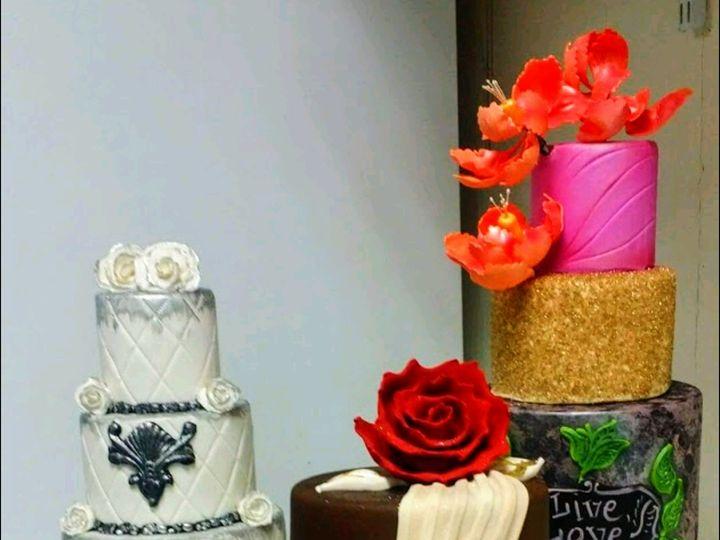 Tmx Wedding Cakes 51 76178 Plainview, NY wedding cake