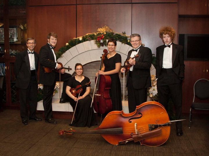 Tmx 1356356705376 QuartetChristmas20120009re West Lafayette wedding ceremonymusic