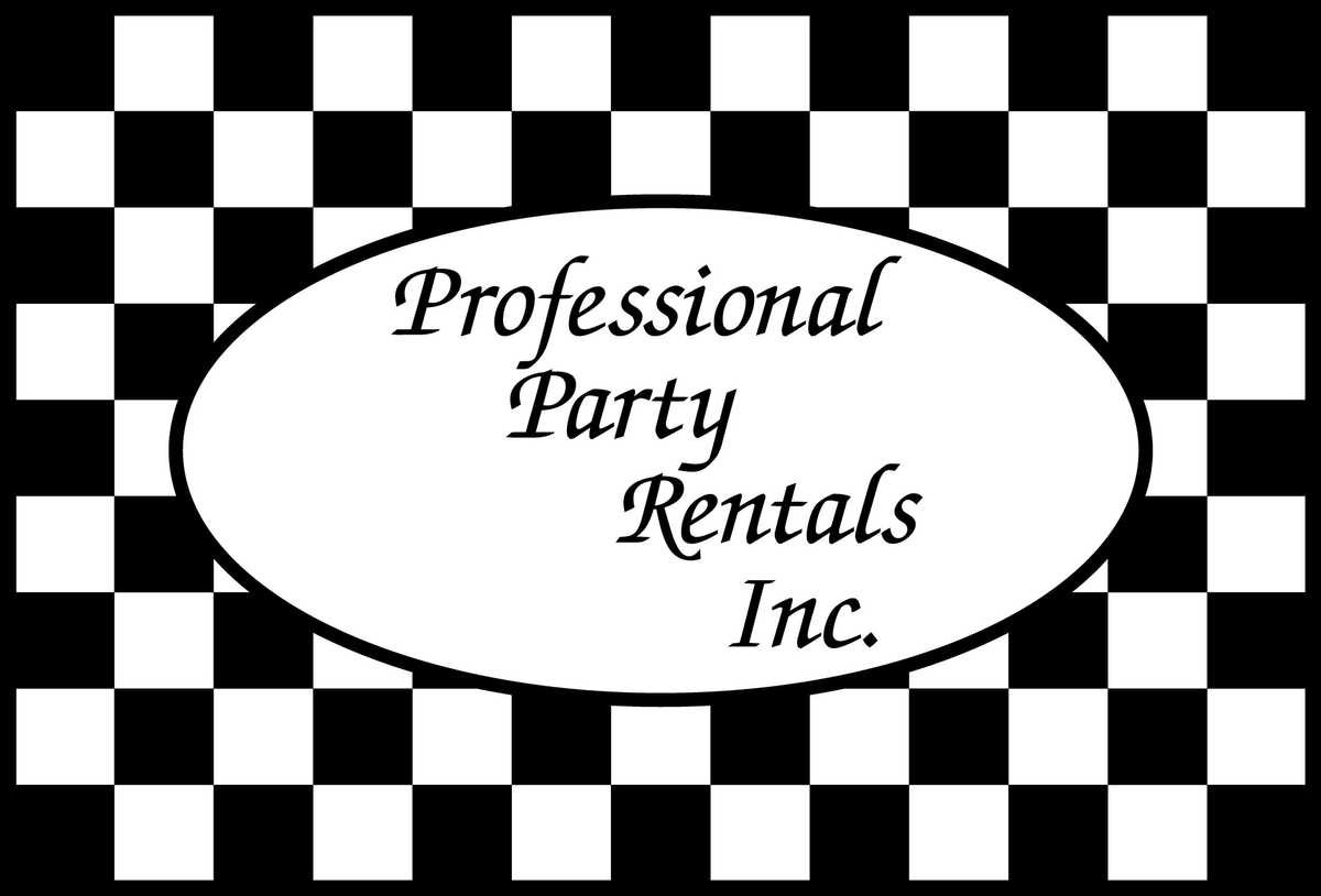 Professional Party Rentals