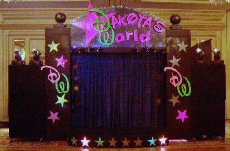Custom facades for any size theme or event