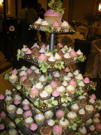 vegan mini cupcakes