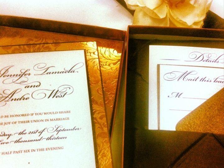 Tmx 1512755316153 780df2d18d7d7a31bc4169b12bf9a55ee56d0cmv2 Seattle, WA wedding invitation