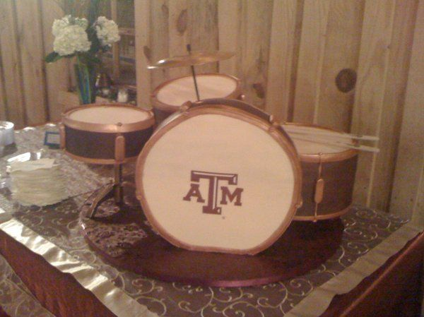 aggie drums