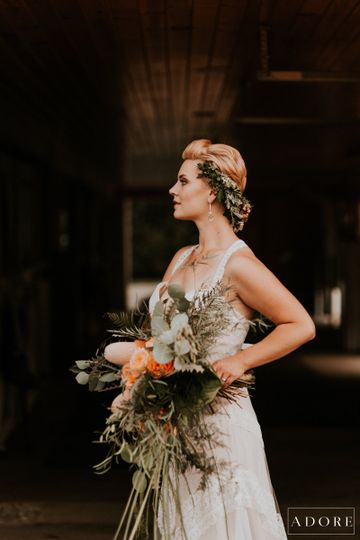 Perfect for a rustic wedding