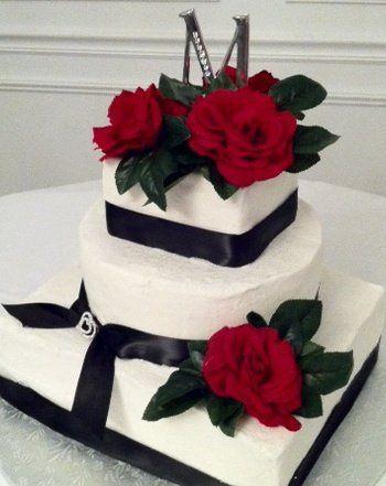 Tmx 1313952810727 Nakishawedding1 Wentzville wedding cake