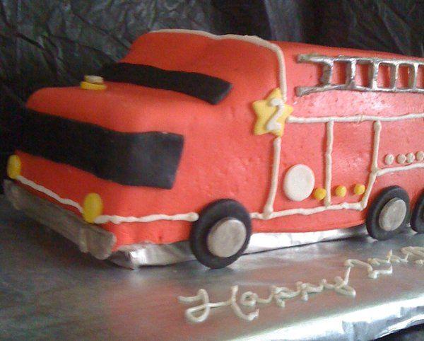Tmx 1313953585190 FireTruck Wentzville wedding cake