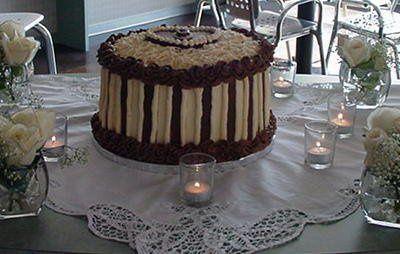 Tmx 1313954319499 Annetteshower Wentzville wedding cake