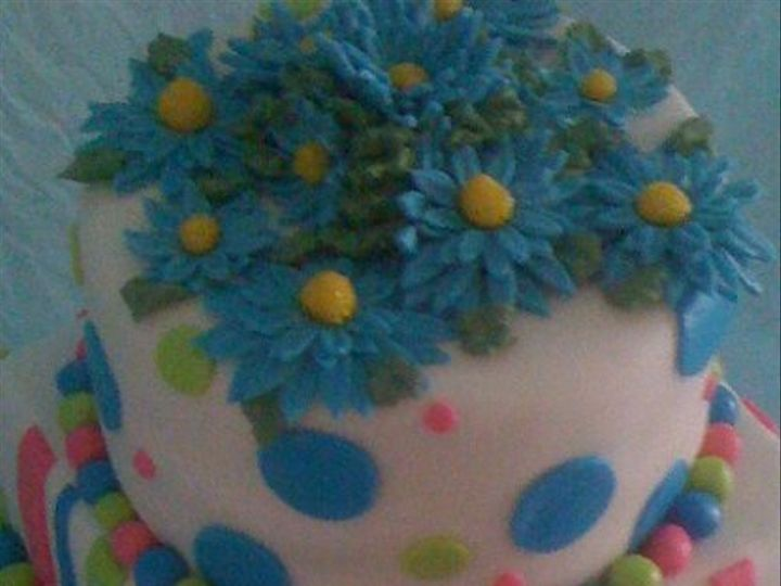 Tmx 1313954345473 Electricbridalshower Wentzville wedding cake