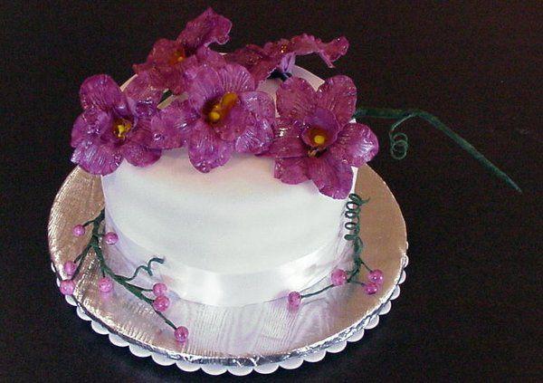 Tmx 1313954347267 Mariasorchids Wentzville wedding cake