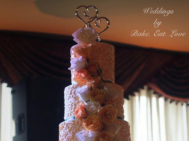 Tmx 1451400902106 Img9985phixr Pawtucket, RI wedding cake
