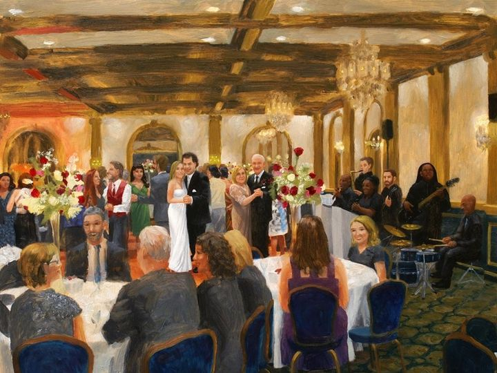 Tmx 1416875319899 Kazz Music Orchestra Painting Anthony Galati Purchase, New York wedding band