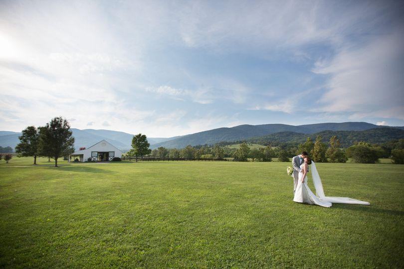 Summer Wedding.  Photo Credit: Aaron Watson