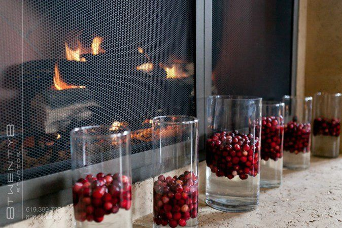 cranberriesbyvases