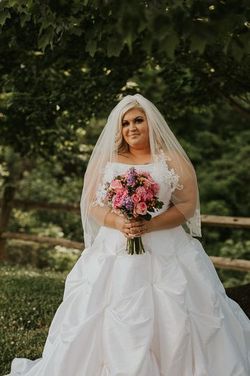 Spring bride-M&M Photography
