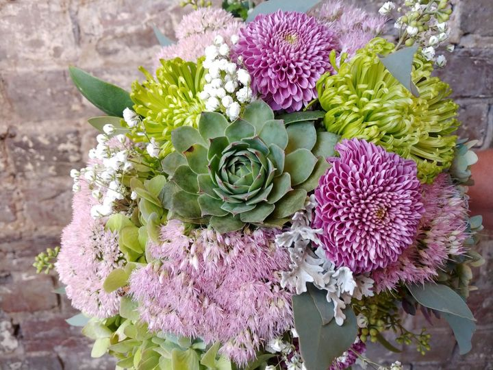 Tmx 1536721968 4e62eaae8d589667 1536721967 Fdcaf19e1cead5b3 1536721965816 2 Green Lilac Bouque Knoxville, TN wedding florist