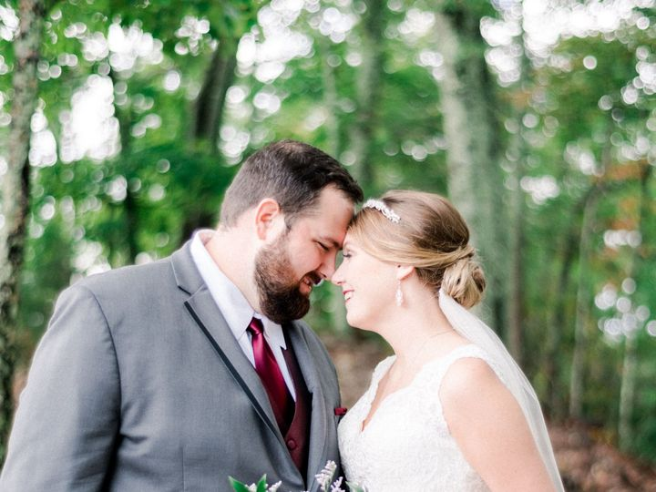 Tmx Bride And Groom By Trail 51 997278 Knoxville, TN wedding florist