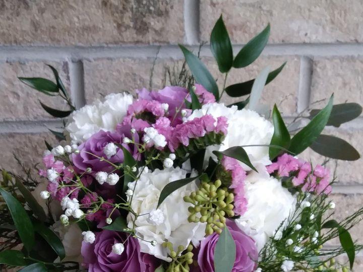 Tmx Purple And White Bouquet 51 997278 1556246914 Knoxville, TN wedding florist