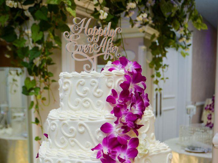 Tmx 1478626222597 Hexagon White With Purple Flowers Matawan, NJ wedding venue