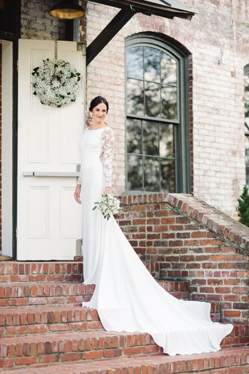 Bridal portrait | Kelsey Nelson Photography