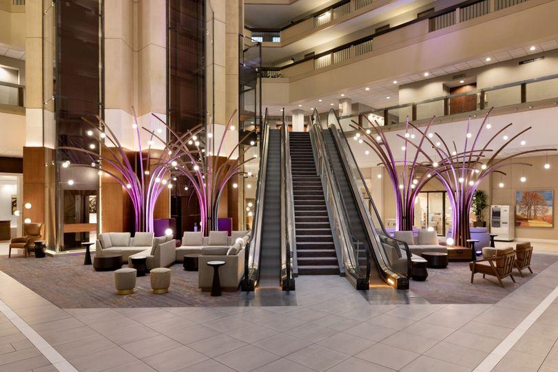 Hyatt Regency Louisville Lobby