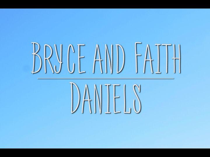Tmx 1461962019885 Daniels Thumbnail Oklahoma City, OK wedding videography