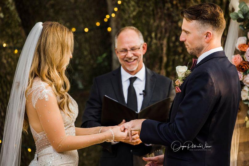Wedding at Pine Lake Ranch