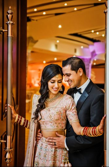 Sumit-Angela wedding