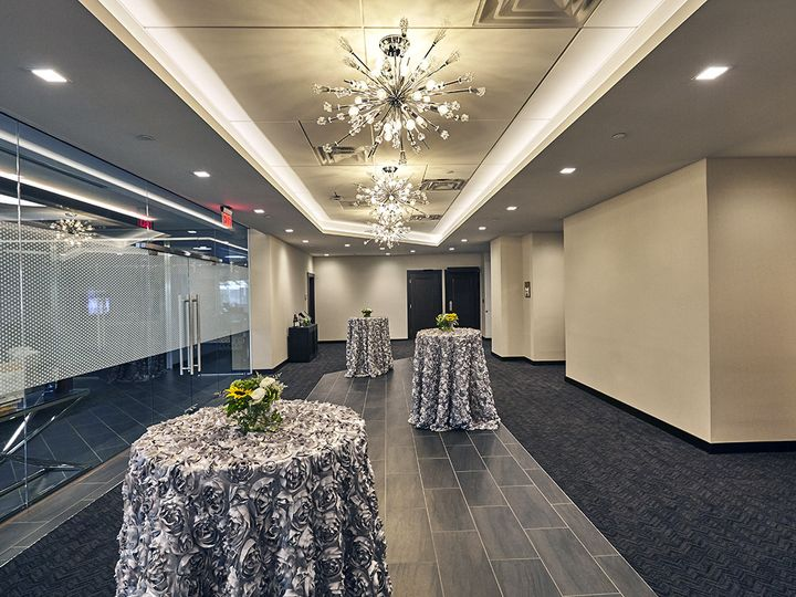 Tmx 1472818825542 Rivers Clubwedding Cocktail Area005 Pittsburgh, PA wedding venue