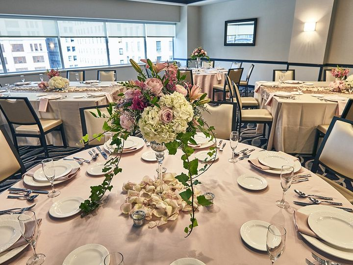 Tmx Rivers Club Ballroom Wedding Set 013 51 81378 159657894085379 Pittsburgh, PA wedding venue