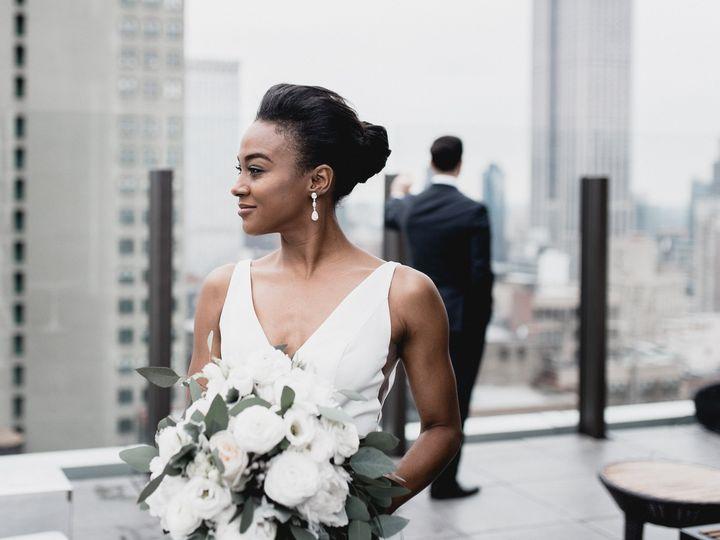 Tmx Constantin Wedding New York 105 51 992378 Brooklyn, New York wedding beauty